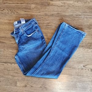 Levi's Signature Bootcut Jeans Faded Wash 8